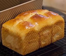#换着花样吃早餐#奶酪吐司面包的做法