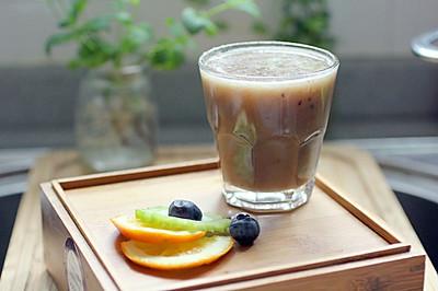 蓝莓苦瓜橙蔬果汁