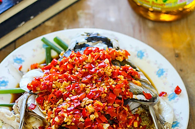 剁椒鱼头#金龙鱼营养强化维生素A纯香菜籽油#