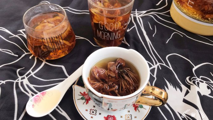 二花蜜茶-清热祛湿