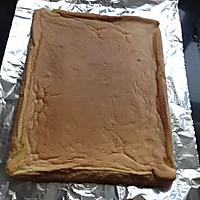 肉松蛋糕卷的做法图解12