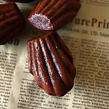 特浓巧克力玛德琳