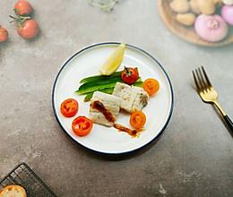 柠檬香煎鳕鱼#非常规创意吃鱼法#的做法