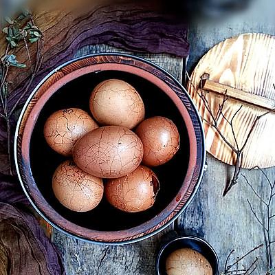 打造经典难忘的立夏蛋=五香茶叶蛋