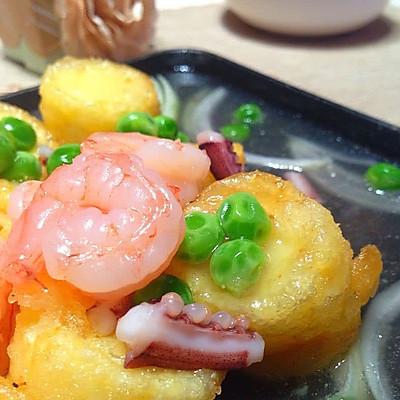 三鲜日本豆腐