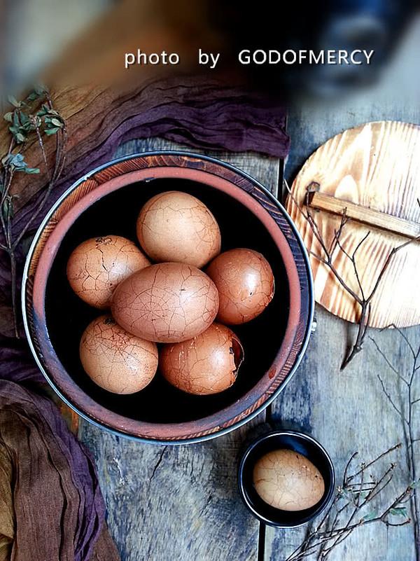 打造经典难忘的立夏蛋=五香茶叶蛋的做法