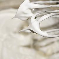奶油戚风蛋糕卷#豆果5周年#的做法图解7