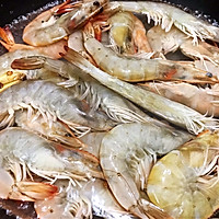 #硬核菜谱制作人#健康低脂小零食烤虾干的做法图解5