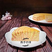 #带着零食去旅行!#粉色斑马纹酸奶蛋糕(无油版)