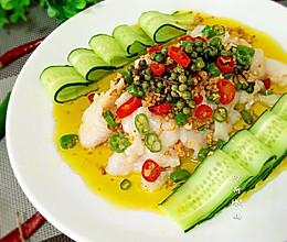 鲜椒鱼片的做法