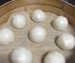 糯米团子(花生馅、蛋黄肉松馅)的做法
