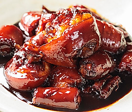 【猪尾巴两吃】猪年最后的晚餐,拿它收尾正合适!的做法