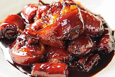 【猪尾巴两吃】猪年最后的晚餐,拿它收尾正合适!