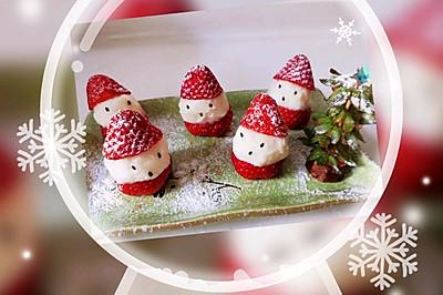 和草莓恋爱的季节—草莓山药泥
