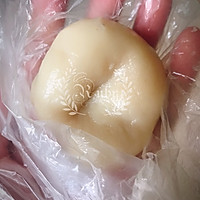 胖嘟嘟的屁屁桃(寿桃)的做法图解4