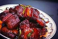 乳腐卤焖五花肉的做法