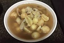 绿豆莲子百合汤的做法