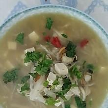扇贝萝卜汤
