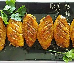 #自己做更健康#椒盐鸡翅的做法