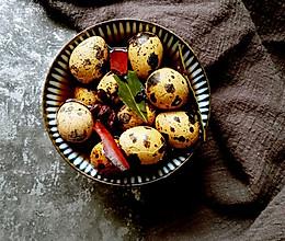 五香茶叶鹌鹑蛋的做法