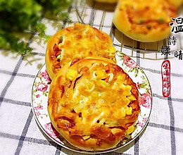 番茄火腿面包的做法