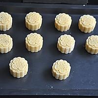 蔓越莓椰蓉月饼的做法图解20