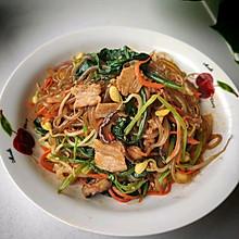 #助力高考营养餐#营养丰富的韩式炒杂菜