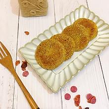 用味道开启童年时光机---回味无穷的豆沙南瓜饼