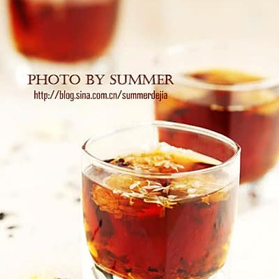 菊花普洱茶