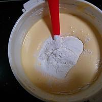不加一滴油的糯米蒸蛋糕#方太蒸爱行动#的做法图解3