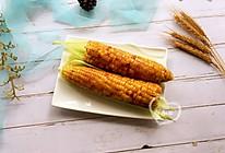 风味烤玉米的做法