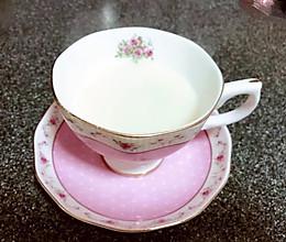 美白杏仁茶的做法