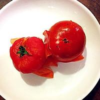 酸甜西红柿焖排骨的做法图解3