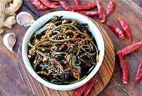 传说中的不老菜——香辣海带丝的做法