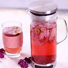 养颜美容:红枣玫瑰茶