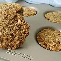 红糖燕麦饼干的做法图解9