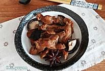 香菇卤鸡胗#单挑夏天#的做法