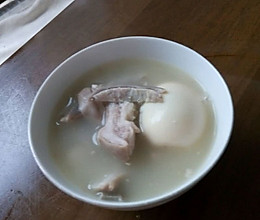 猪肚汤的做法
