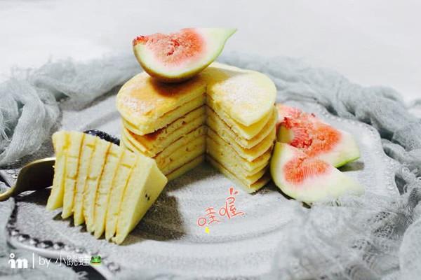 """原味松饼#享""""美""""味#的做法"""