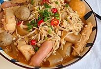 #宅家厨艺 全面来电#比麻辣烫好吃百倍自制麻辣拌的做法