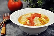 西红柿鸡蛋面疙瘩的做法