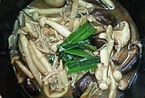 杂菇煲的做法