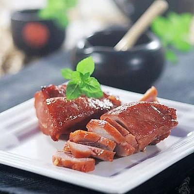 蜜汁叉烧肉