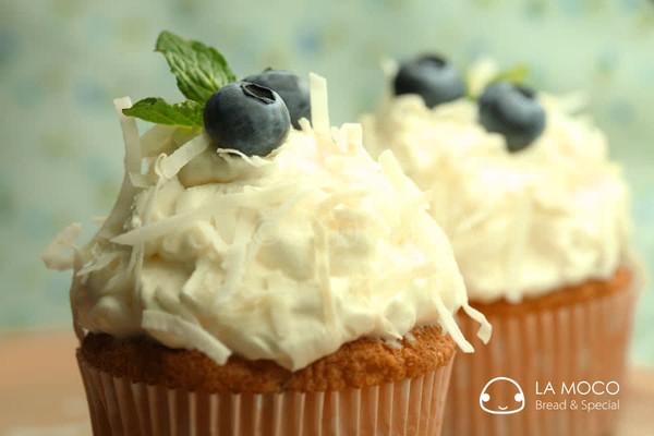 杯子蛋糕-蓝颜雪吻