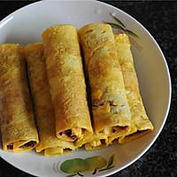 春节宴客菜——美味金钱卷#金龙鱼外婆乡小榨菜籽油#的做法图解5