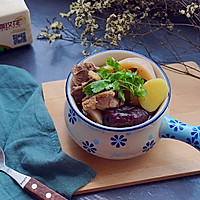 猪尾骨莲藕汤的做法图解14