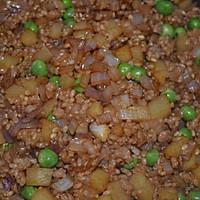 肉末洋葱双豆焖饭的做法图解15
