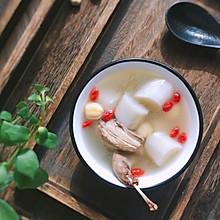淮山莲子鹌鹑汤 补中益气 滋阴健脾#令人羡慕的圣诞大餐#