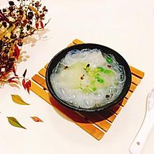 冬瓜粉丝汤