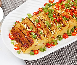 微波炉快手烤豆腐!的做法